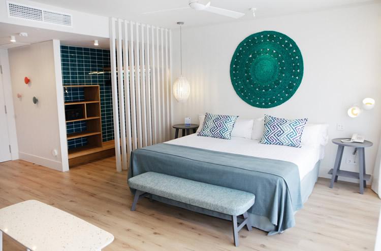 Suite Mediterranea, habitacions familiars a Blaumar Hotel de Salou