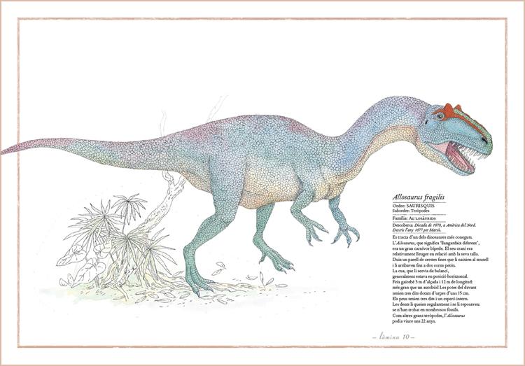 inventari dinosaures sorteig