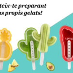 Motlles de gelats Lékué