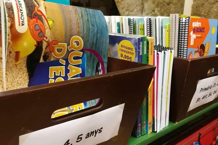 Quaderns d'estiu per a P3, P4, P5 i primària