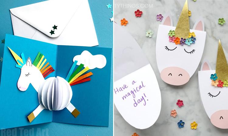 Unicorns per a una festa infantil