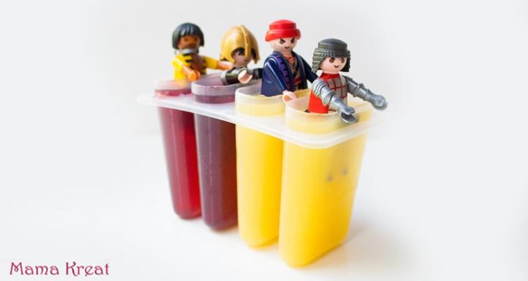 Gelats amb Playmobil