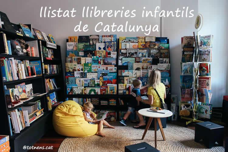 llistat llibreries infantils de catalunya 2