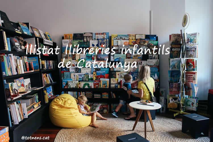 llistat llibreries infantils de catalunya 21