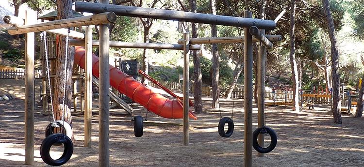 Parc Dalmau de Calella