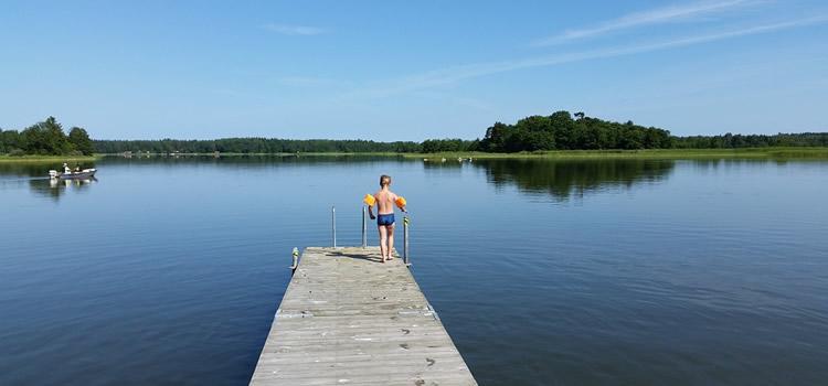 Consells per banyar-se a rius, pantans i estanys