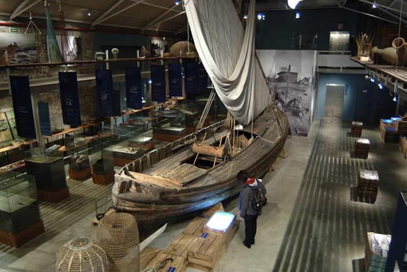 Museu de la pesca de Palamos