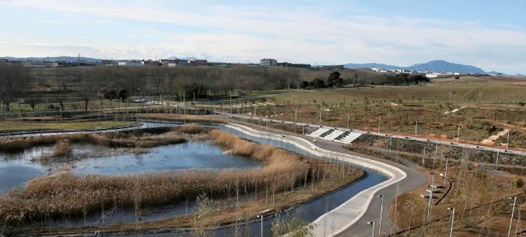 Parc de la Llacuna de Montcada i Reixac
