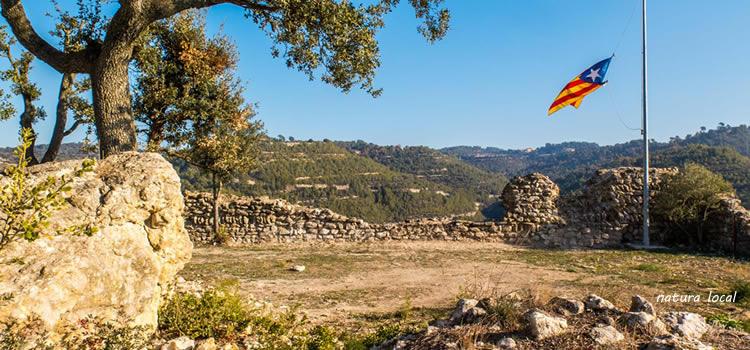 Castell de Calders al Moianès
