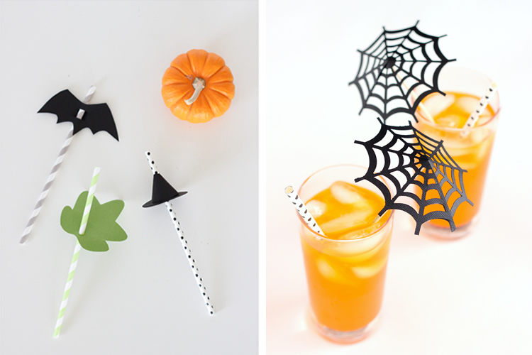 Decorar la taula per a Halloween