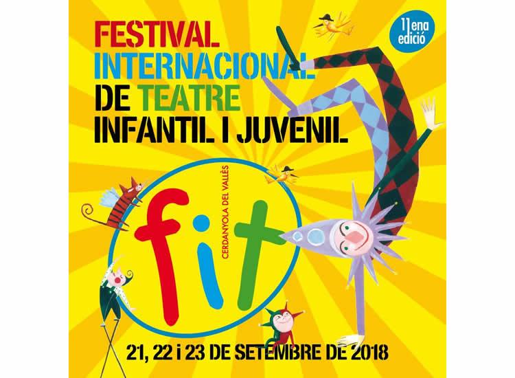 FIT Festival Internacional de Teatre infantil i juvenil 2018