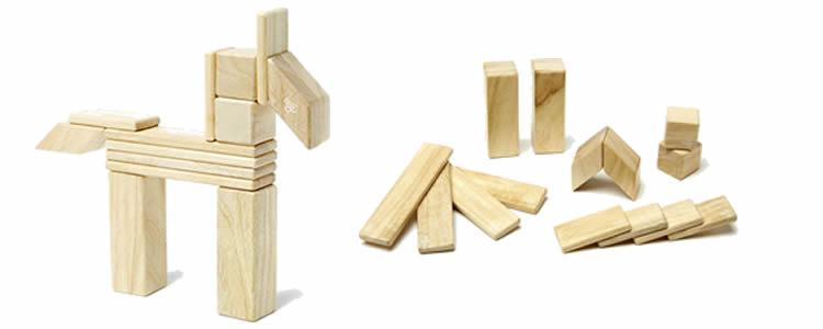 els blocs i les construccions de Juguear