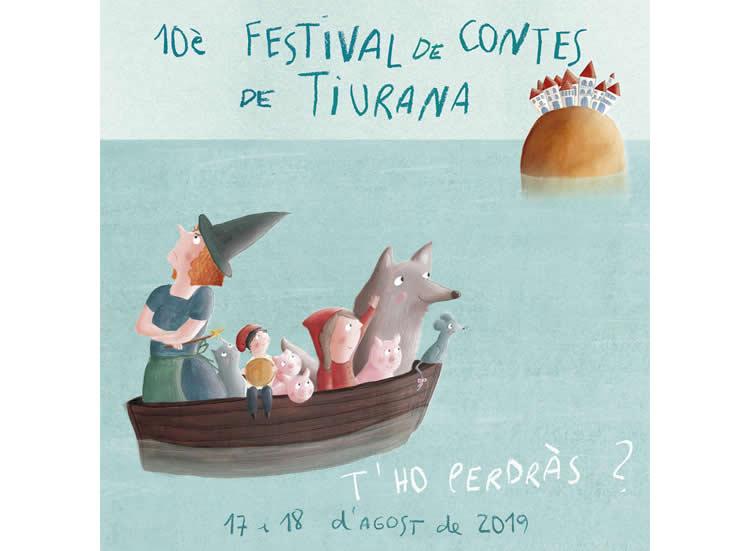 Festival de contes de Tiurana