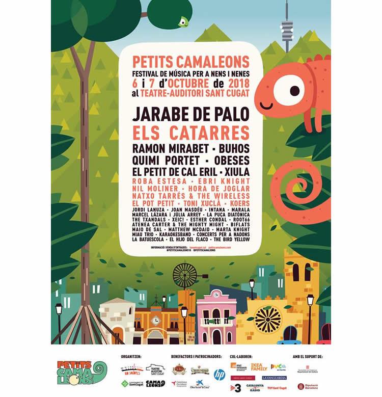 festival de música petits camaleons 2018