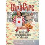 Giracirc, festival de circ al carrer a Collsuspina