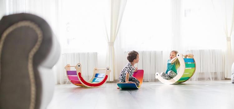 Juguear, joguines educatives de fusta