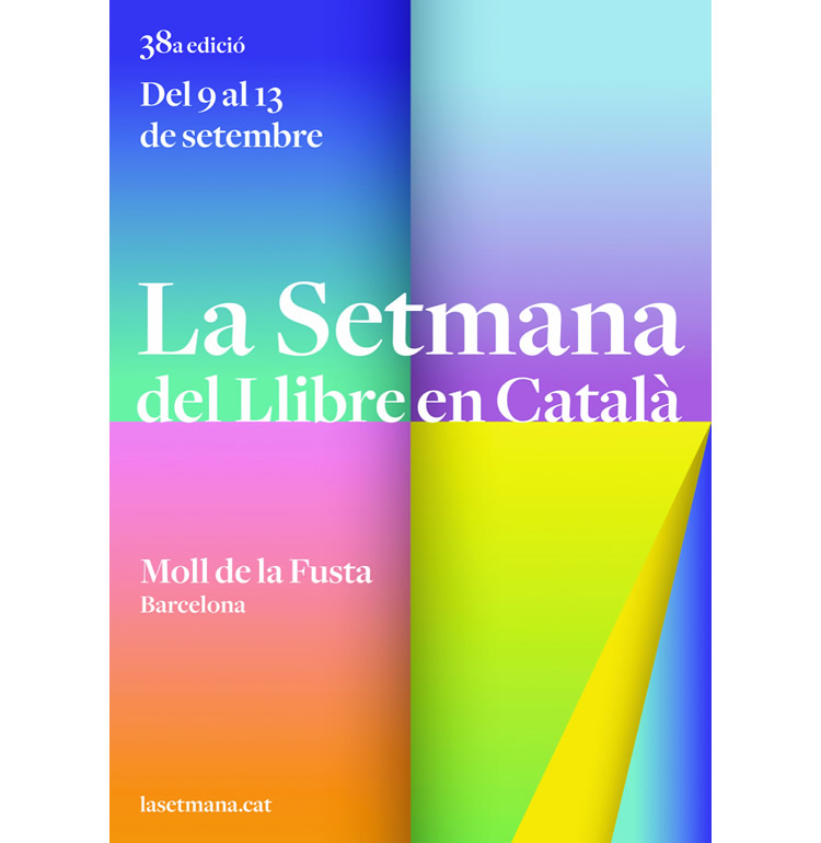 setmana del llibre en catala 2020