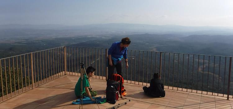 5 cims per fer com un passeig amb nens