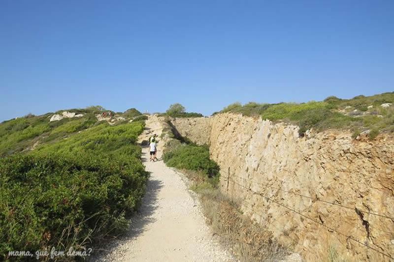 Camí de Ronda de Sitges a Vilanova02