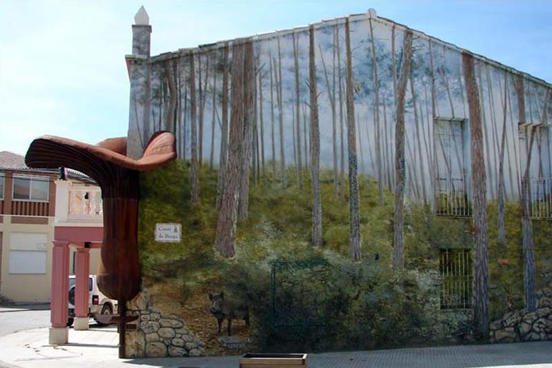 Museu d'Art del Bolet de Montmajor