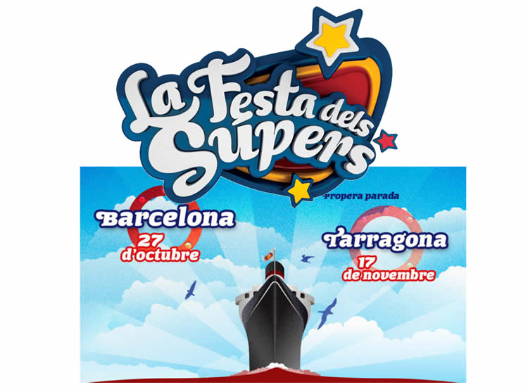 Festa dels Súpers On Tour 2018