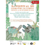 Festival de literatura infantil en família a Amposta