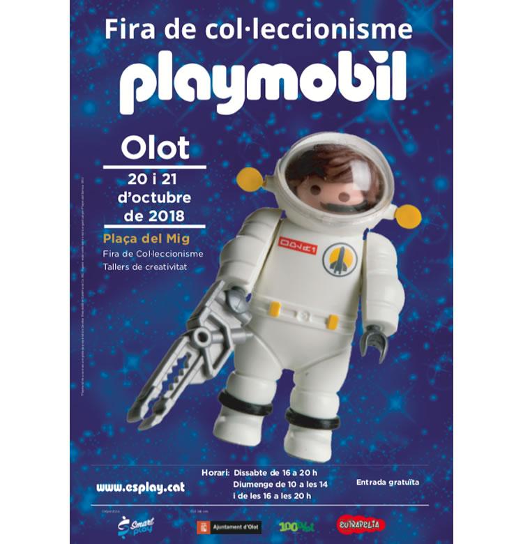 fira playmobil olot 2018