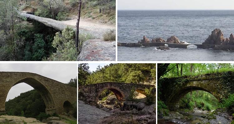 5 ponts singulars per anar d'excursio