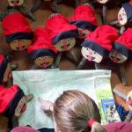 Caçations, la màgia d'anar a buscar el tió al bosc amb nens