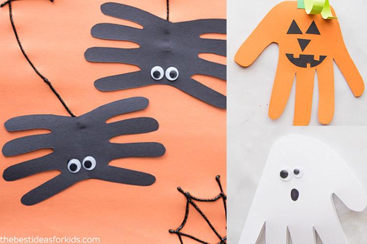 Invitacions per a una festa de Halloween