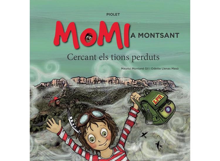 Momi a Montsant cercant els tions perduts