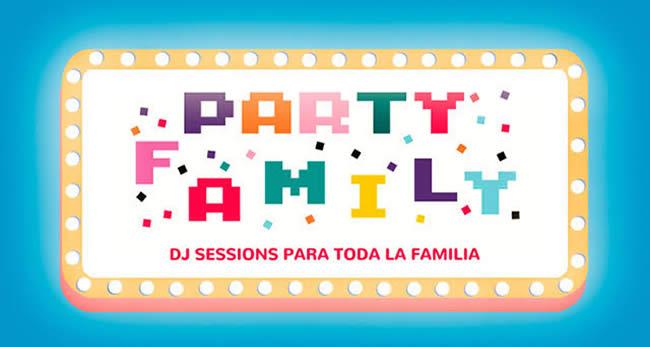Party Family a Luz de Gas