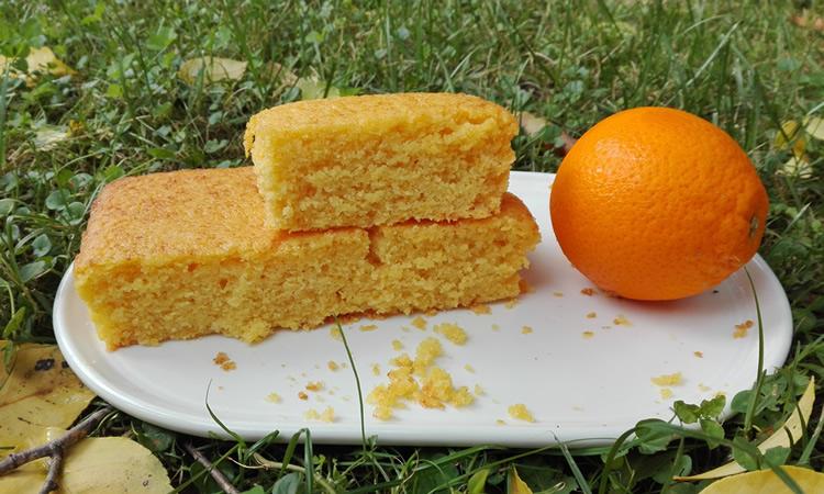 Recepta pastis de taronja