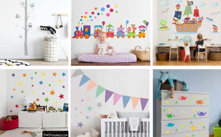 StarStick, vinils infantils decoratius