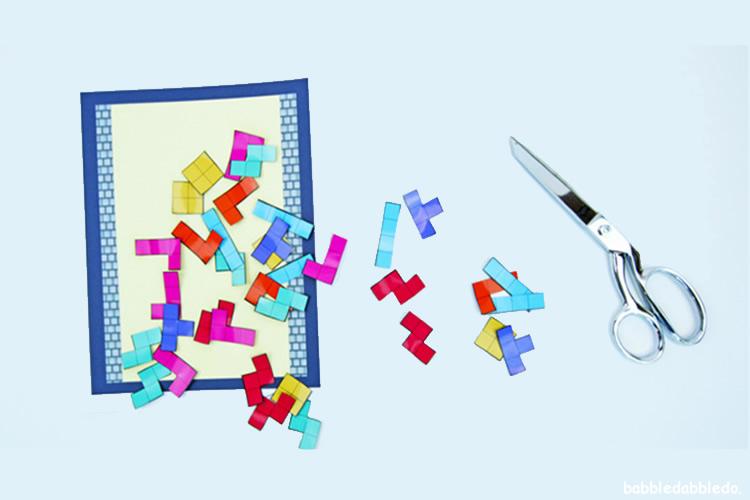com fer un joc de tetris magnètic