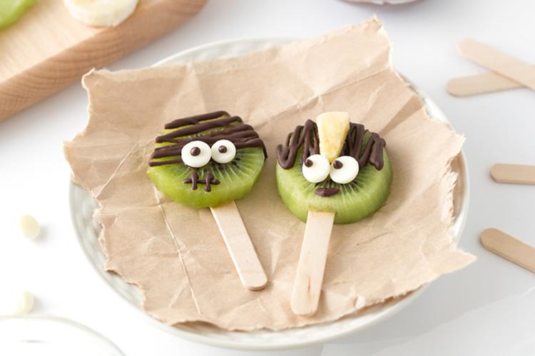 receptes de fruita per a Halloween