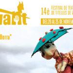Festival internacional de teatre de titelles Guant 2018