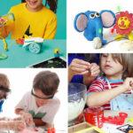 La importància de les joguines STREM per als nens