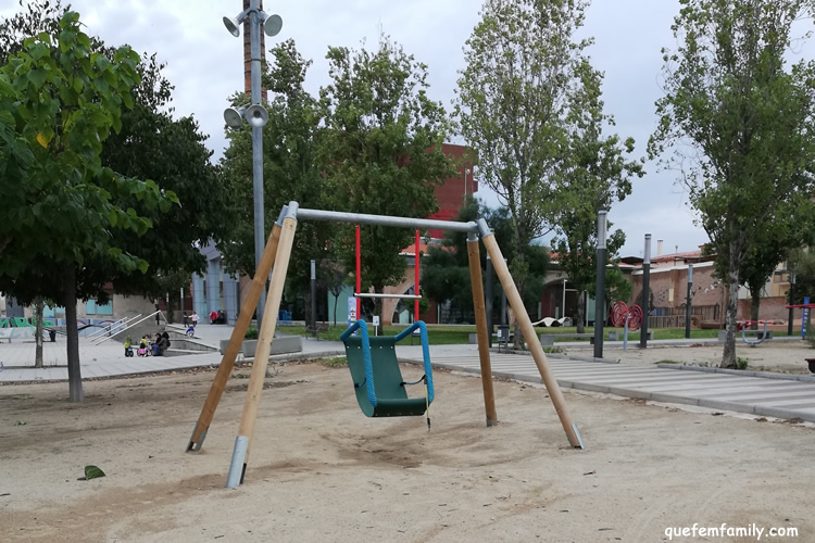 Llistat de parcs inclusius de Catalunya