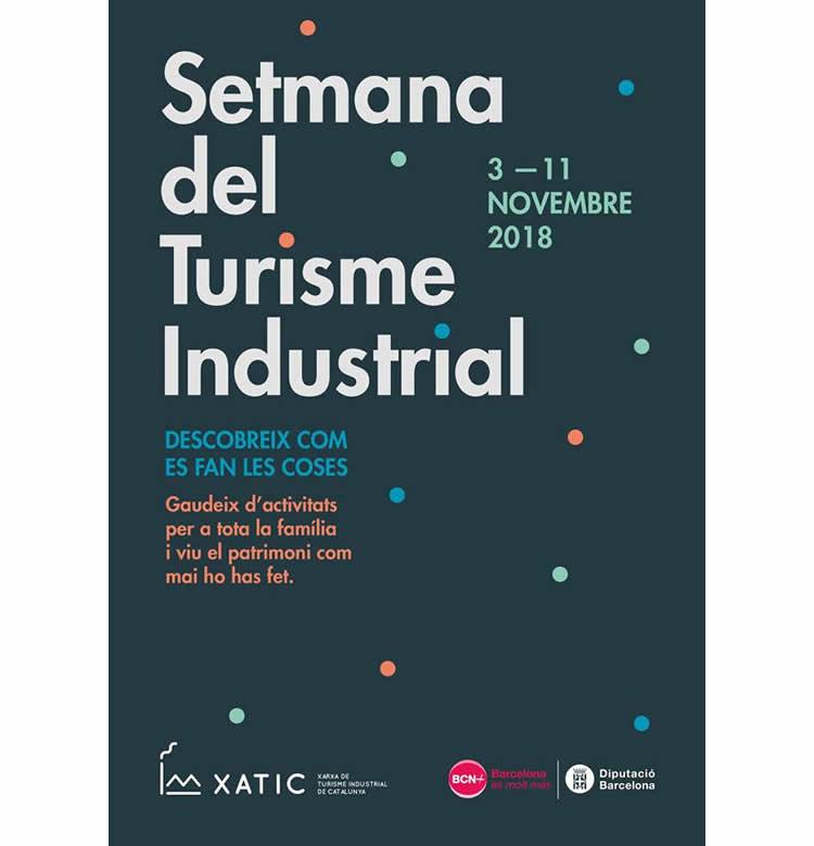 Setmana del Turisme Industrial 2018