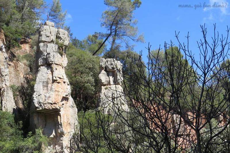 roques de les Dues Germanes