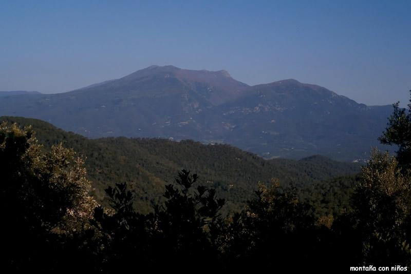 vistes del Montseny