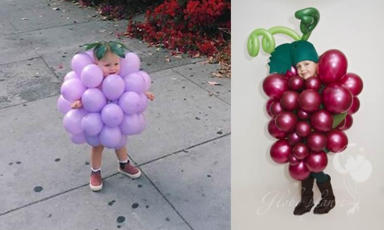 disfresses amb globus per a nens
