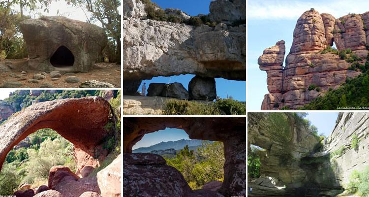 excursions a roques foradades