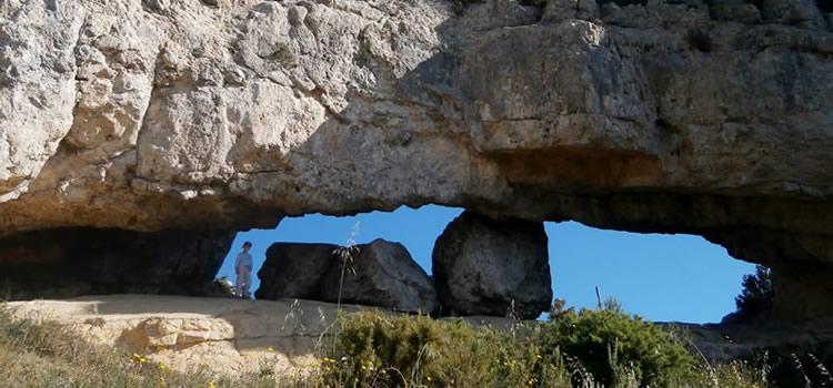 roca foradada del Montsià, el mirador del Delta de l'Ebre