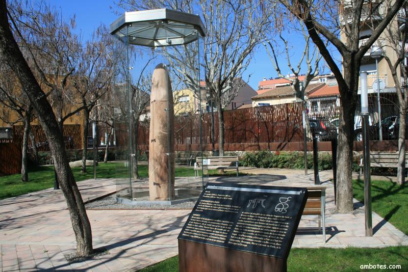 Menhir de Mollet del Vallès