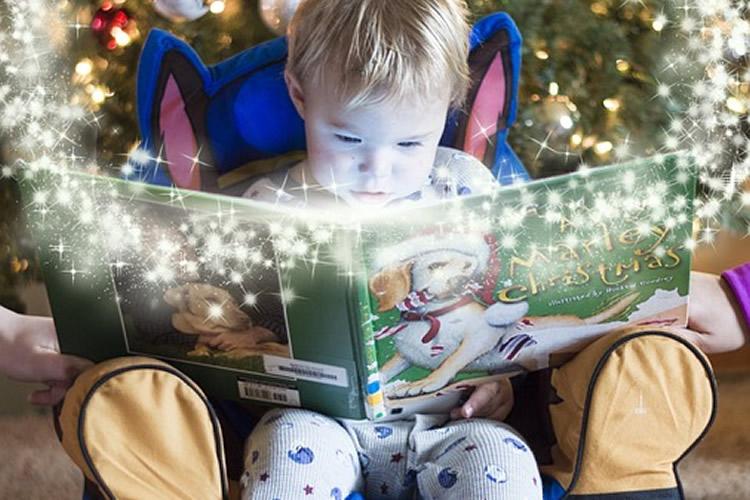recomanacions de llibres infantils per Nadal