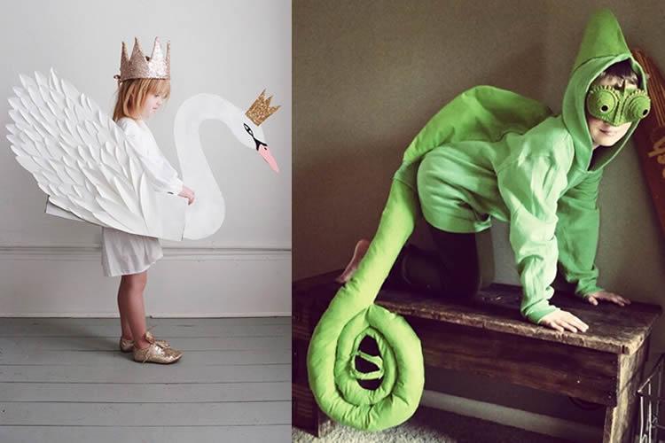 10 disfresses de Carnaval per a nens