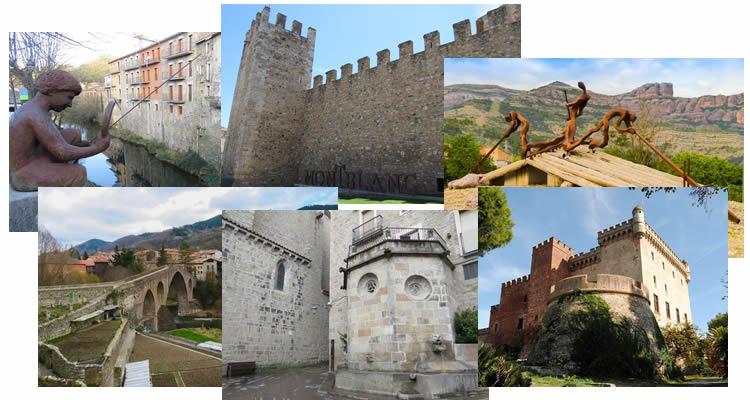 6 municipis per visitar i fer excursions
