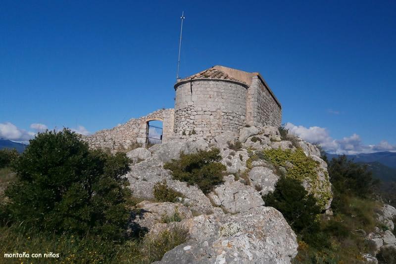 Santa Maria de Codó a Terrades